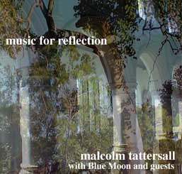 CD cover - music for reflection