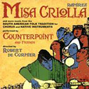 CD cover Misa Criolla