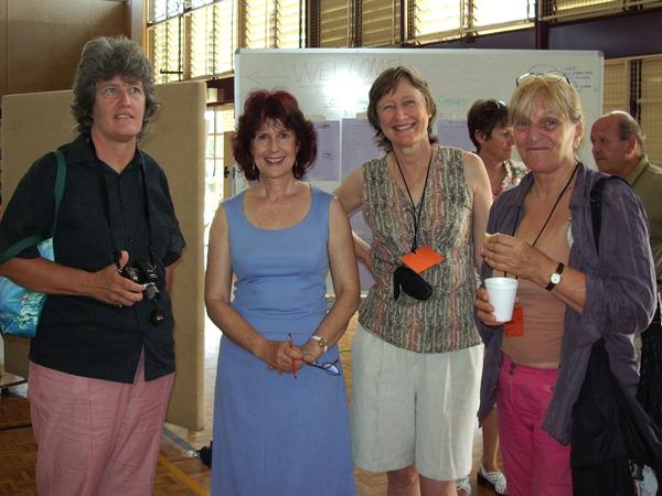 Townsville participants