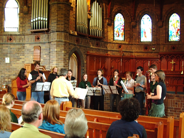 youth recorder group