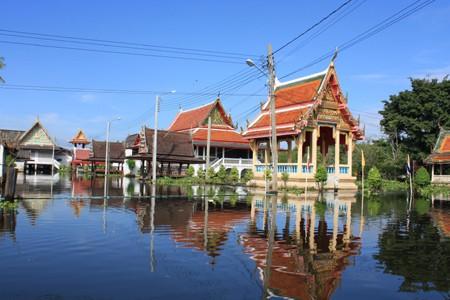 Canal view, Bangkok